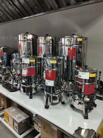 CIC-15 cafeteira industrial cilíndrico 15l - CONSERCAF  - Foto 3