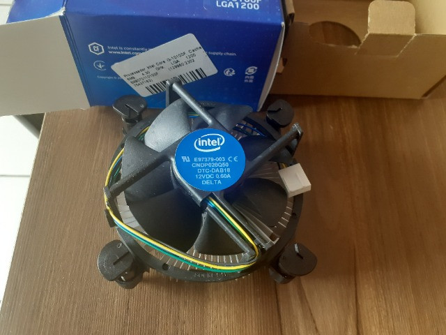 coler box intel socket 1200
