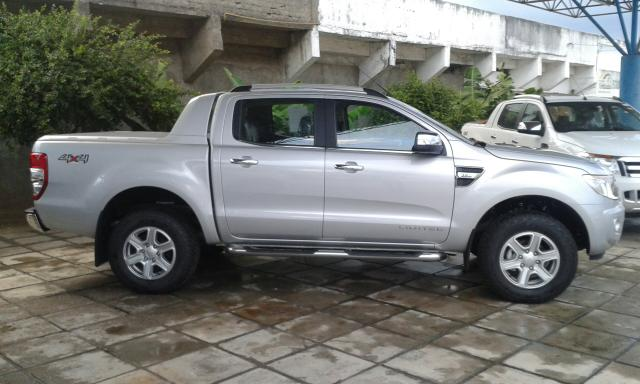 RANGER 3.2 LIMITED DIESEL AUTOMATICA 4X4 2015 0KM!
