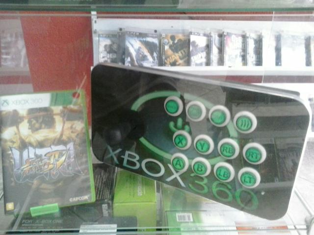 Controle Arcade XBOX 360 Sem Fio