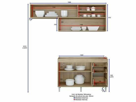 Armario De Cozinha Ribeirao Preto : Conjunto novo gabinete de cozinha e arm?rio suspenso