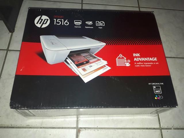 Impressora HP DESKEJET 1516