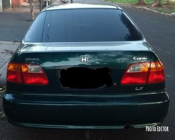 Perfect Honda Civic Lx 99