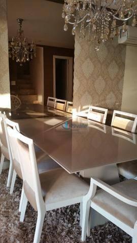 Casa com 4 dormitórios à venda, 132 m² por r$ 730.000 - loteamento villa branca - jacareí/ - Foto 12