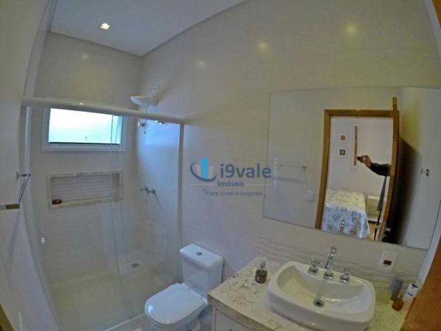 Linda casa térrea à venda, condomínio alto luxo mirante do vale, jacareí-sp - Foto 19