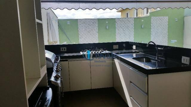 Casa com 4 dormitórios à venda, 132 m² por r$ 730.000 - loteamento villa branca - jacareí/ - Foto 16
