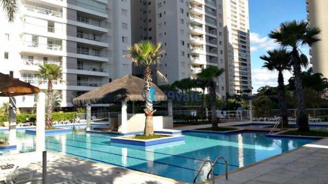 Apartamento de 142m2 com 3 suites no grand splendor, jardim das indústrias, são josé dos c - Foto 16