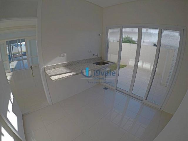 Casa condomínio alto padrão à venda, serimbura, urbanova, são josé dos campos-sp - Foto 14