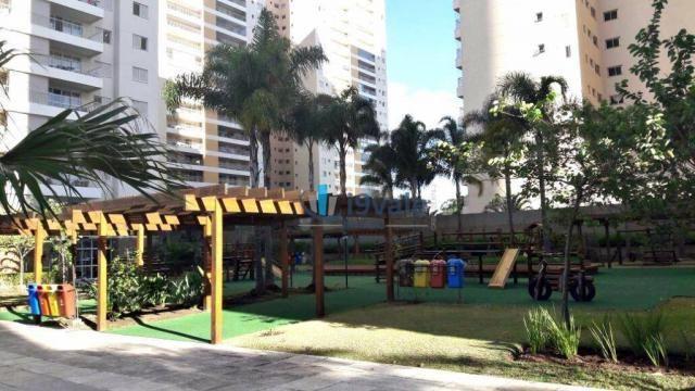 Apartamento de 142m2 com 3 suites no grand splendor, jardim das indústrias, são josé dos c - Foto 14