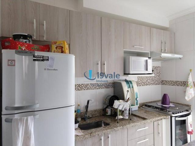 Apartamento com 2 dormitórios à venda, 54 m² por r$ 180.000 - villa branca - jacareí/sp - Foto 15