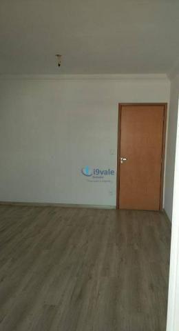Apartamento de 70m2 com 2 dormitórios e suíte no jardim das industrias - Foto 3