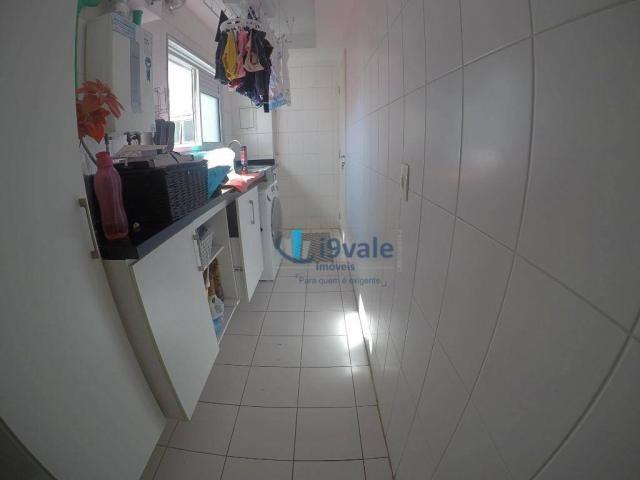 Porteira fechada !!!apartamento com 4 dormitórios à venda, 147 m² por r$ 970.000 - vila em - Foto 7