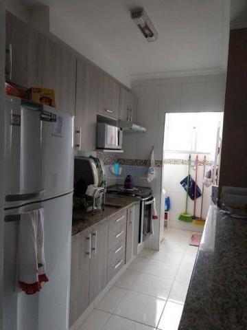 Apartamento com 2 dormitórios à venda, 54 m² por r$ 180.000 - villa branca - jacareí/sp - Foto 13