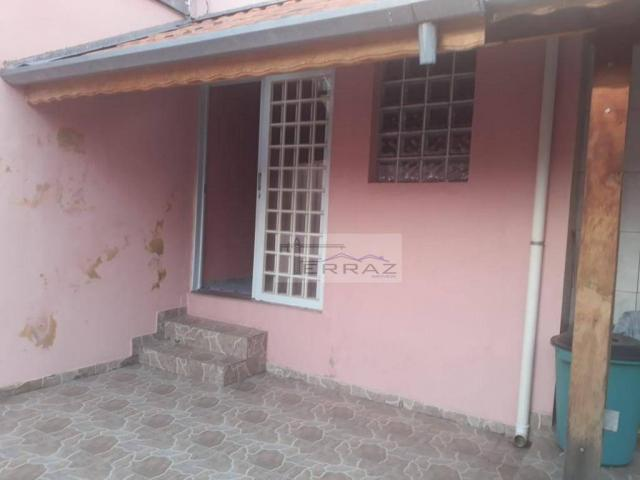 Sobrado com 3 dormitórios à venda, 90 m² por r$ 480.000 - laranjeiras - caieiras/sp - Foto 14
