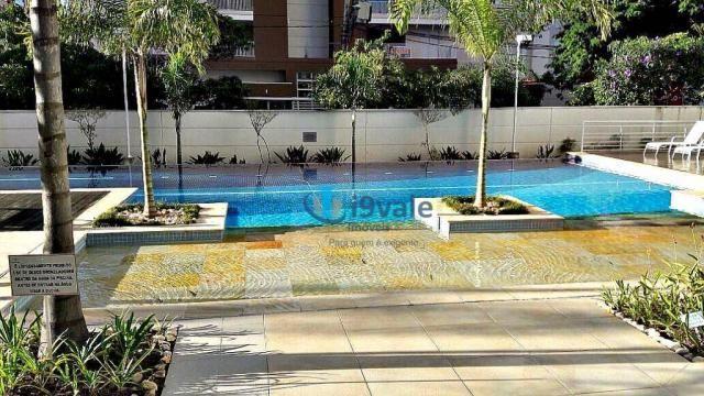 Apartamento com 3 dormitórios à venda, 92 m² por r$ 550.000 - jardim aquarius - são josé d - Foto 17