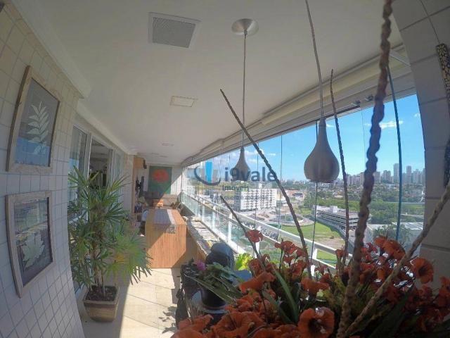 Porteira fechada !!!apartamento com 4 dormitórios à venda, 147 m² por r$ 970.000 - vila em - Foto 5