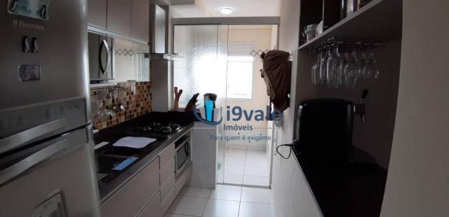 Apartamento com 2 dormitórios à venda, 67 m² por r$ 300.000 - parque industrial - são josé - Foto 9