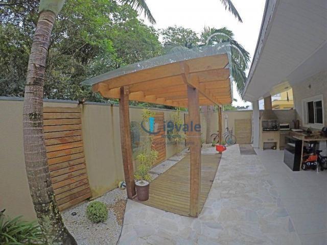 Linda casa à venda condomínio crystal park, área lazer privativa, vista para reserva ambie - Foto 18