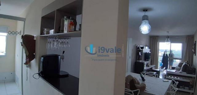 Apartamento com 2 dormitórios à venda, 67 m² por r$ 300.000 - parque industrial - são josé - Foto 14