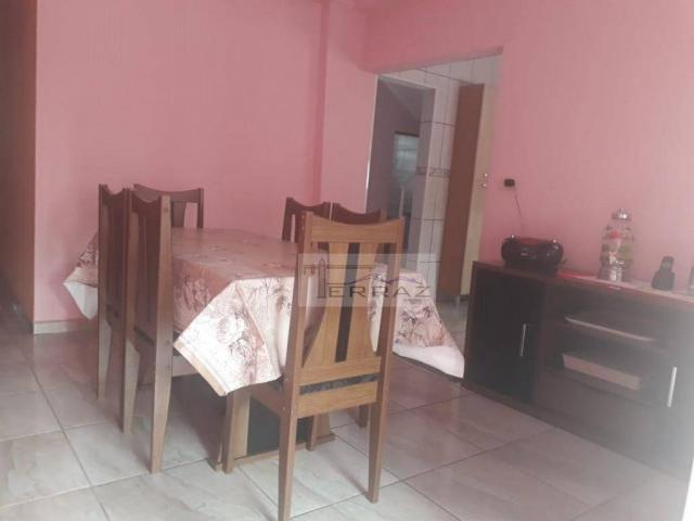 Sobrado com 3 dormitórios à venda, 90 m² por r$ 480.000 - laranjeiras - caieiras/sp - Foto 6