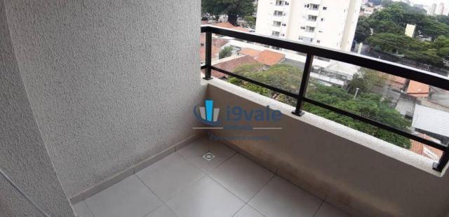 Apartamento com 2 dormitórios à venda, 67 m² por r$ 300.000 - parque industrial - são josé - Foto 7