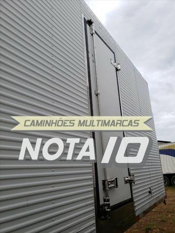Baú Frigorífico Gancheiro Revisado 16 Paletes Para Caminhão Truck ou Bitruck - Foto 5