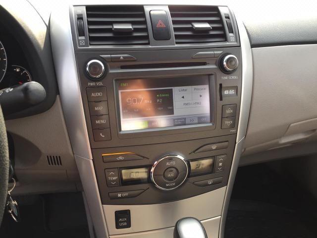 "Toyota Corolla Xei Apenas 80.810 Único Dono - Proposta S/Troca ""Ligue"" - Foto 9"