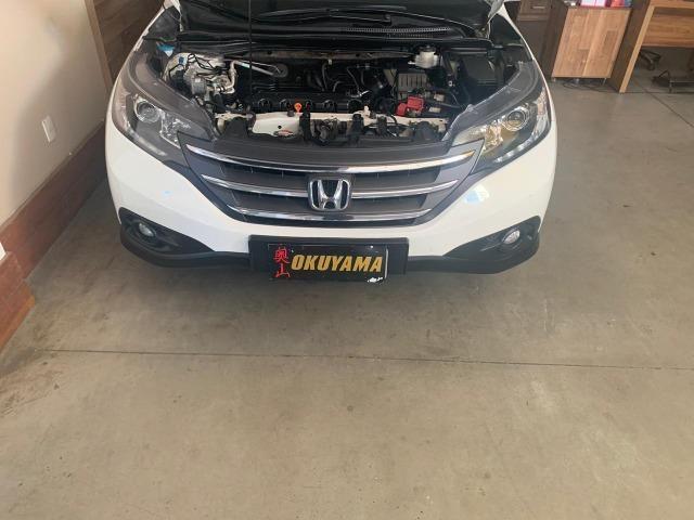 Honda cr-v exl 4wd 4 portas automática unico dono baixo km - Foto 4