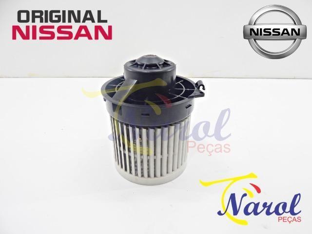 Motor Ventilador Ar Forçado Nissan March, Versa, Tiida, Livina, Sentra, Kicks - Foto 6