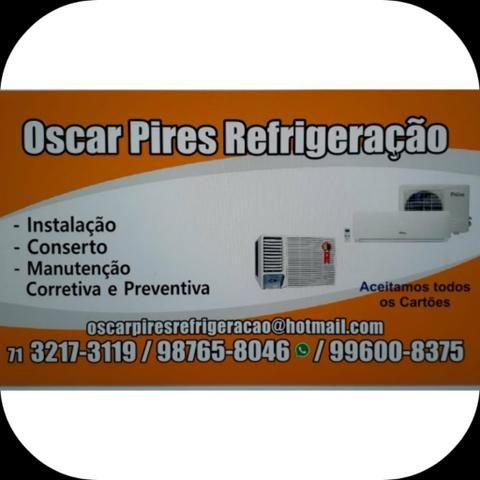 Oscar Pires Refrigeração