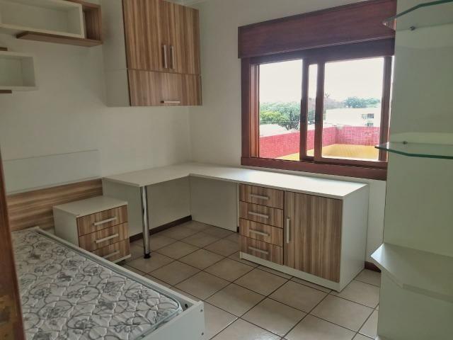 Apartamento c/2 Garagem + sacada c/churrasqueira/Terraço São Leopoldo - Foto 9