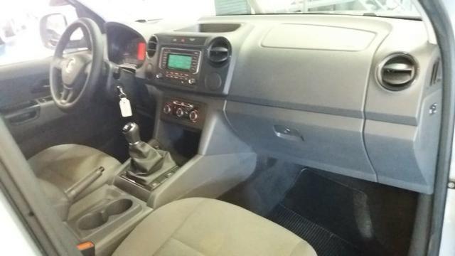Volkswagen Amarok CD 2.0 SE 4x4 2016 Diesel, Prata - Foto 12