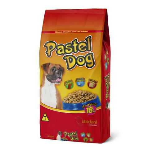 Ração Pastel Dog.15 kgs