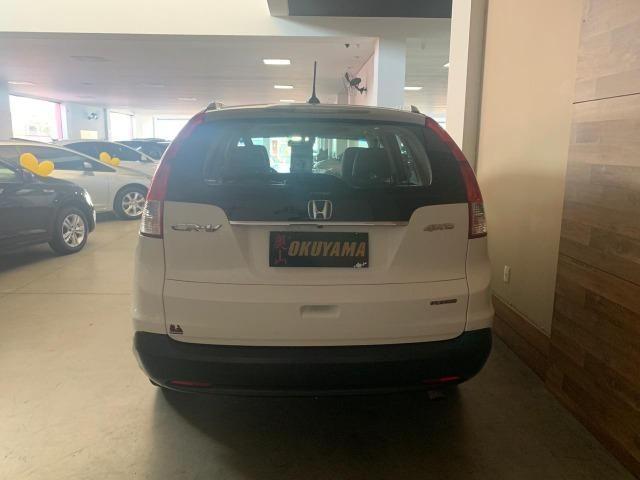 Honda cr-v exl 4wd 4 portas automática unico dono baixo km - Foto 6