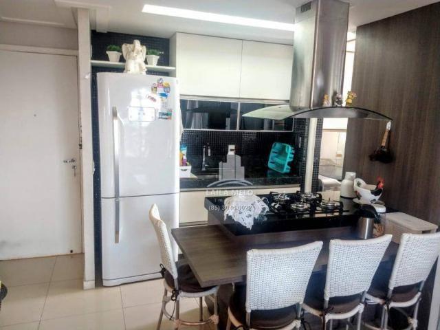 Apartamento no lago jacarey,74 m2,3 quartos,lazer completo,cidade dos funcionários - Foto 5