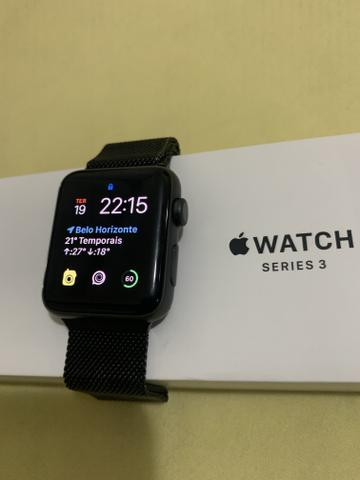 Apple Watch Series 3 42 mm preto - Foto 6