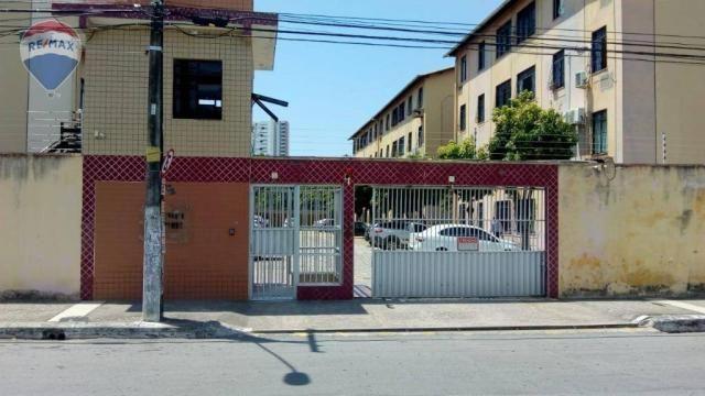 Apartamento à venda próximo ao north shopping- são gerardo - fortaleza/ce