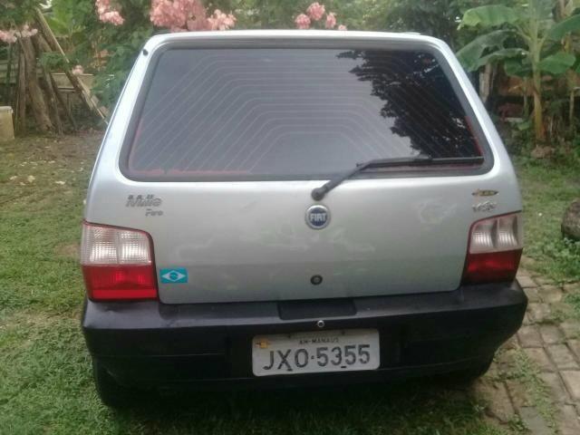 Vendo um Fiat Uno - Foto 2