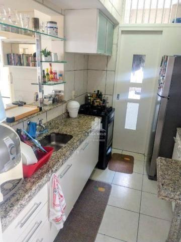 Apartamento projetado,60 m2,3 quartos, 2 vagas,edson queiroz - Foto 11