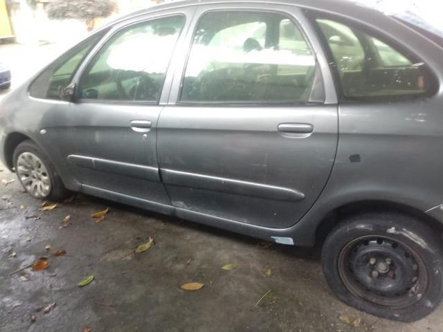 Peças de picasso Carro todo R$ 1,300 motor,para brisa,caixa de macha,painel digital,ETC - Foto 6