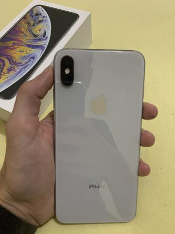 IPhone XS MAX 64 GB Branco - Foto 4