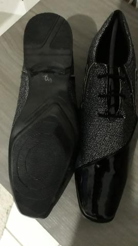 Vendo Sapato novo n° 41/42 ,sem uso 100,00 - Foto 2