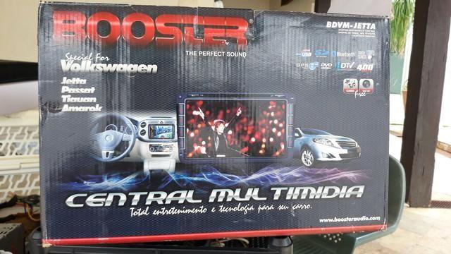 Kit multimídia Booster
