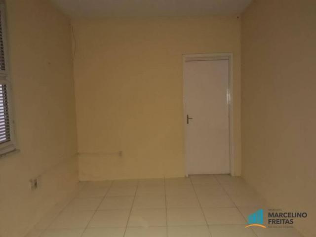 Casa com 2 dormitórios para alugar, 50 m² por r$ 659,00/mês - álvaro weyne - fortaleza/ce - Foto 8
