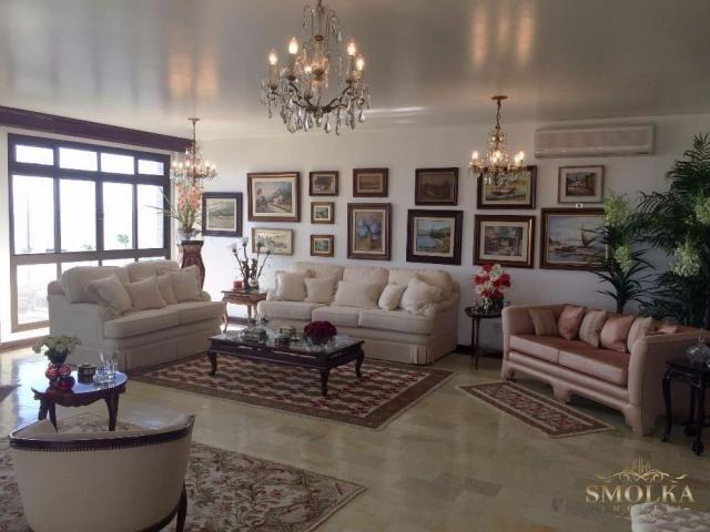 Apartamento à venda com 4 dormitórios em Beira mar, Florianópolis cod:7950 - Foto 4