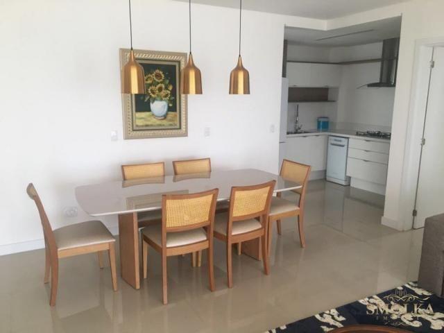Apartamento à venda com 3 dormitórios em Cachoeira do bom jesus, Florianópolis cod:8351 - Foto 4