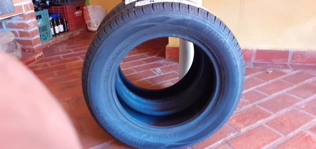 Vendo 2 pneus aro 15 zerado , 350 os 2 - Foto 3