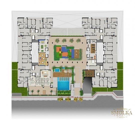 Apartamento à venda com 3 dormitórios em Monte verde, Florianópolis cod:9338 - Foto 10