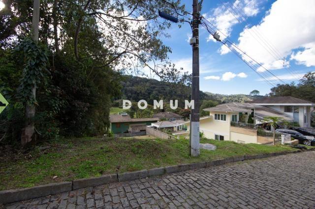 Terreno à venda, 826 m² - parque do imbui - teresópolis/rj - Foto 2