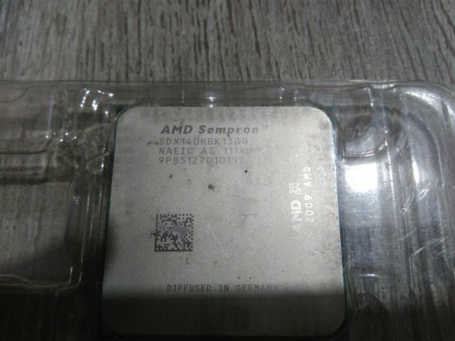 Processador AMD Semprom sdx140hbk13gq